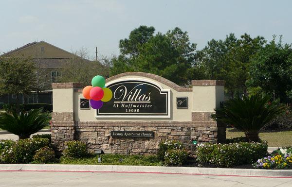 Villas Huffmeister, Houston, Texas