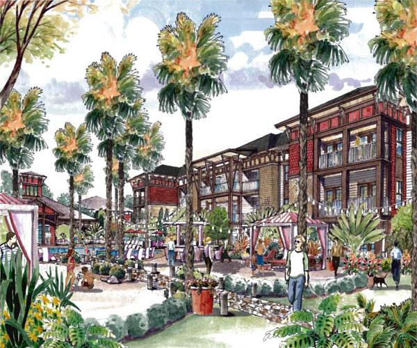 Millenia, Orlando, Florida